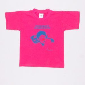 Camiseta Pipy Calzaslargas (Niña Rosa Fuerte)