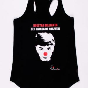 Camiseta Audrey Tirantes