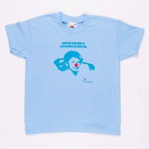 Camiseta Pipy Calzaslargas Azul