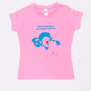 CamisetaPipyNiñaRosaClaro