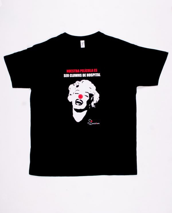 Marilyn - Camiseta Negra